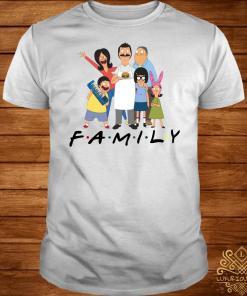 Bobs Burgers Belcher family shirt