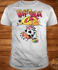 Roast beef things Roastbeef real fans shirt