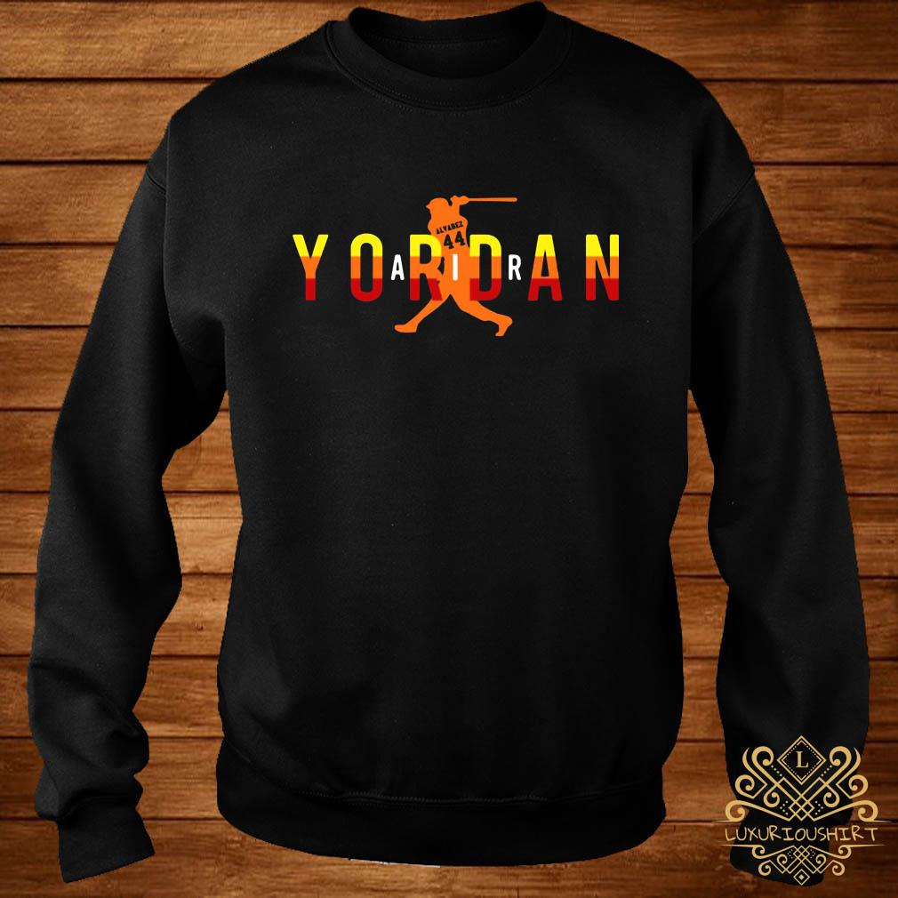 Air Jordan Alvarez 44 sweater