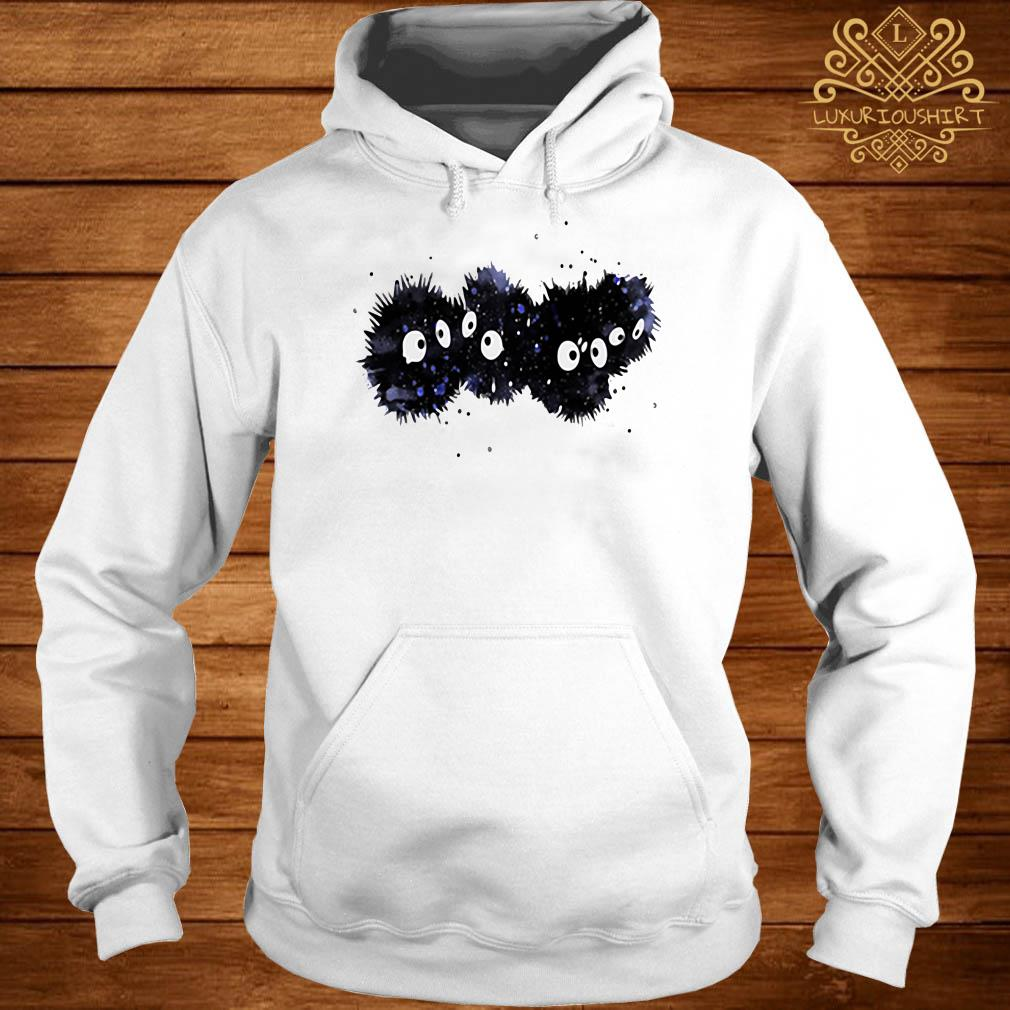 Sea urchin hoodie