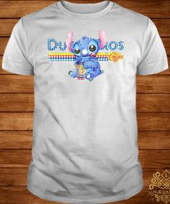 Stitch Dutch Bros coffee shirt