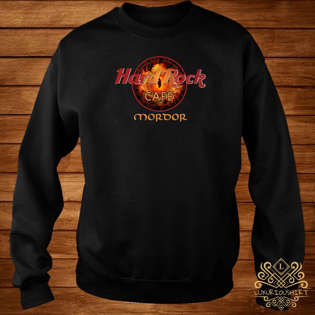 Hard Rock Cafe Mordor sweater
