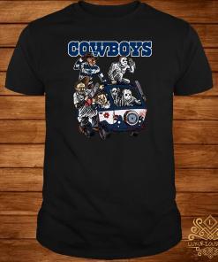 The Massacre Machine Horror Dallas Cowboys shirt