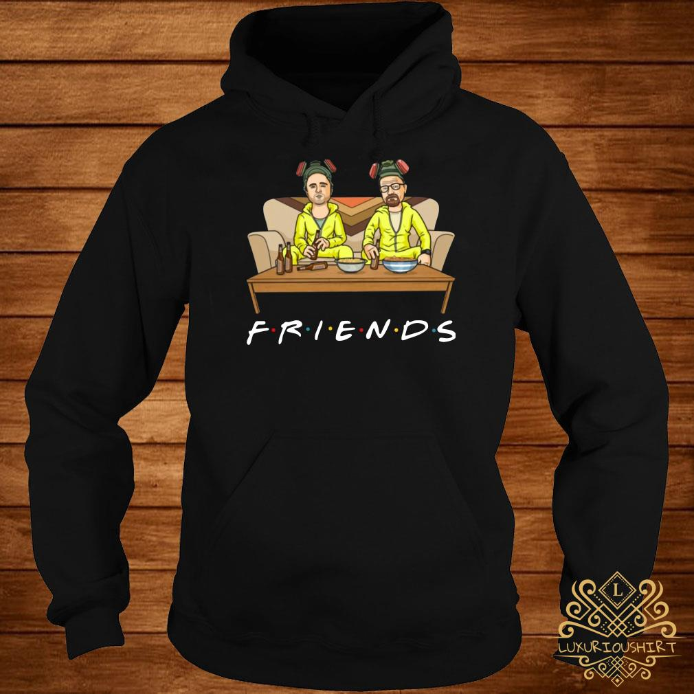 Breaking Bad Walter And Jesse TV Show Friends Hoodie