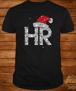 HR Human Resources Diamond Christmas shirt