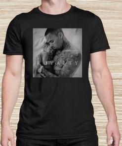 Royalty little more Chris Brown poster unisex
