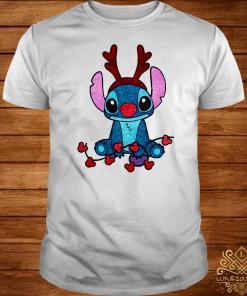 Stitch Diamond Christmas Shirt