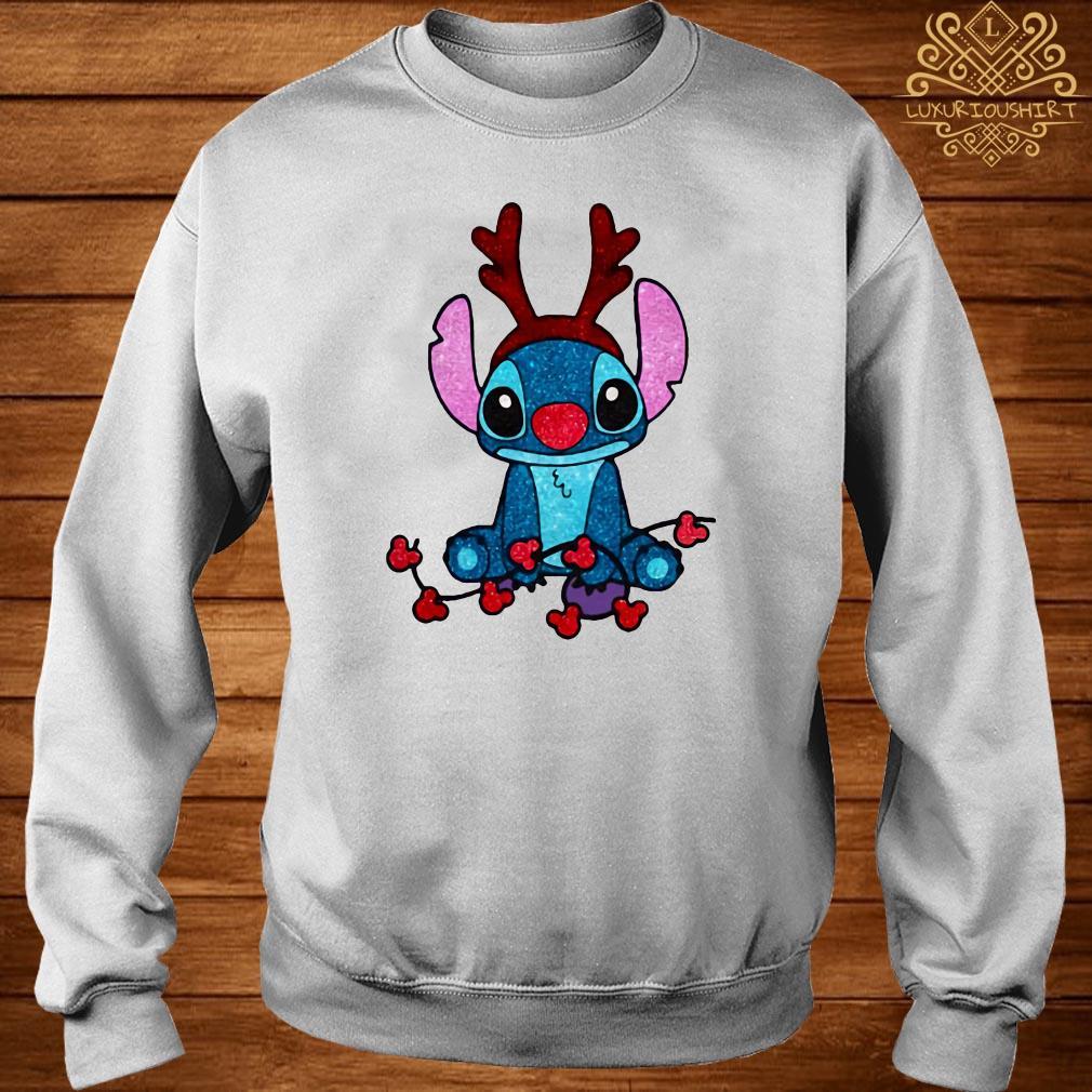 Stitch Diamond Christmas Sweater