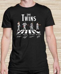 The Twins abbey road signature unisex