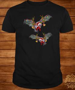 Bat Gorgeous Reindeer Christmas Shirt