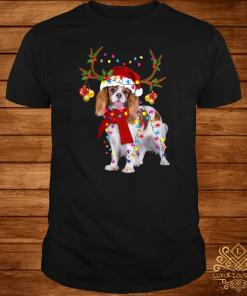 Cavalier King Gorgeous Reindeer Christmas Shirt