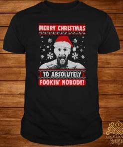 Christmas Big Hero 6 Baymax Ba La La La Shirt