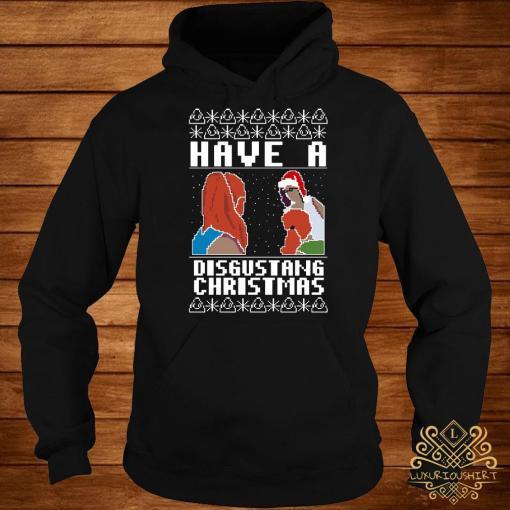 Have A Disgustang Christmas Jumper Hoodie