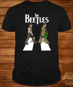 Dwight The Beetles Abbey Road Shirt