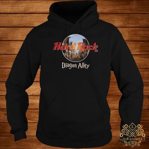 Hard Rock Cafe Diagon Alley Hoodie