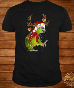Parrot Gorgeous Reindeer Christmas Sweater