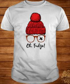 Ralphie Broken Glasses Oh Fudge Shirt