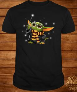 Baby Yoda Harry Potter Shirt
