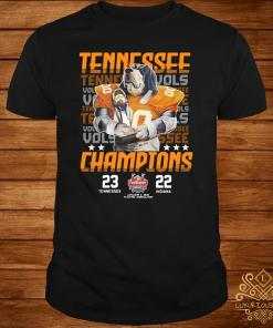 Tennessee Volunteers Champions Taxslayer Shirt
