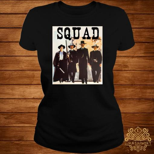 Tombstone Squad ladies tee