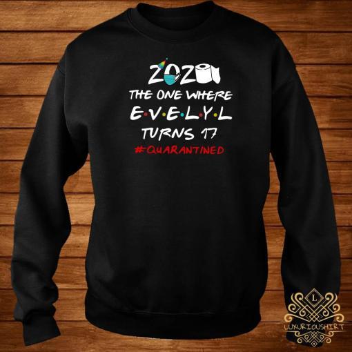 2020 The One Where Kristin Turns 30 #quarantined Sweater