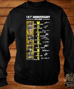 141st Anniversary 1879 2020 Wolverines Charles Woodson Desmond Howard Fielding Shirt sweater