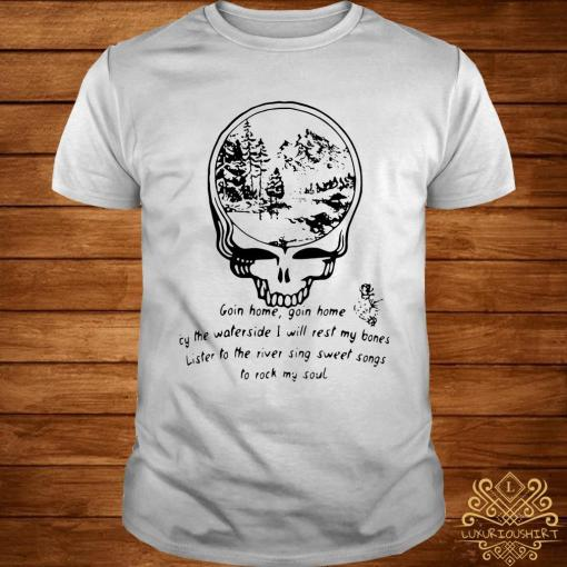 Grateful Dead Goin Home By The Waterside Shirt