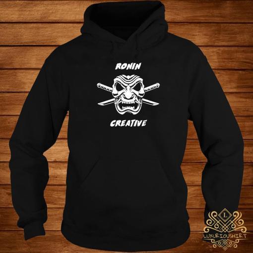 Ronin Creative Japanese Shirt hoodie