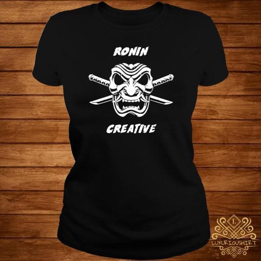 Ronin Creative Japanese Shirt ladies-tee