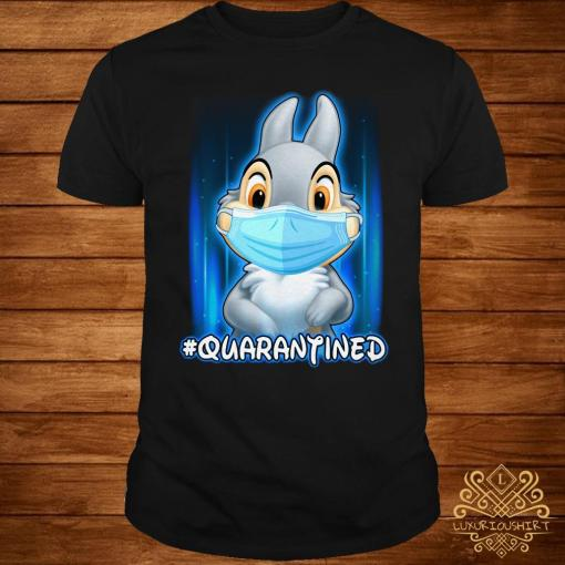 Thumper Face Mask Quarantined Shirt