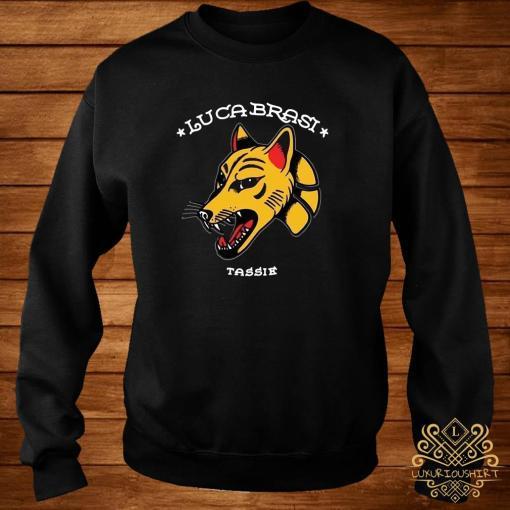 Lacabrast Tassie Shirt sweater