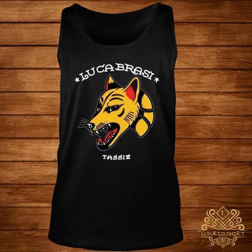 Lacabrast Tassie Shirt tank-top