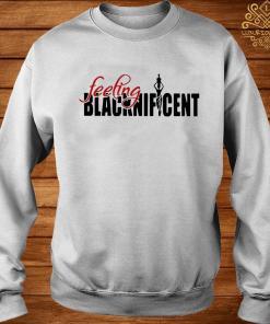 Proud Feeling Blacknifcent Shirt sweater