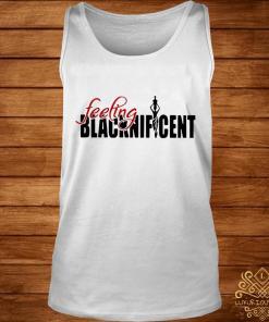 Proud Feeling Blacknifcent Shirt tank-top
