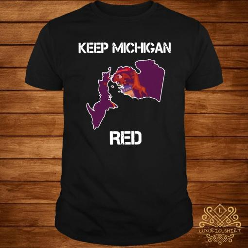 Keep Michigan Red Shirt