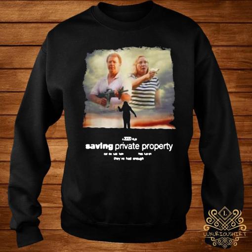 Ken And Karen Saving Private Property Shirt sweater