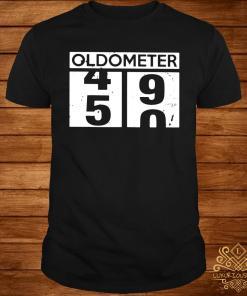 Oldometer 45 90 Shirt