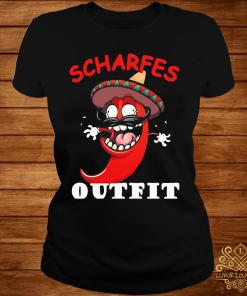 Scharfes Outfit Shirt ladies-tee