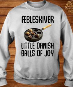 Aebleskiver Little Danish Balls Of Joy Shirt sweater