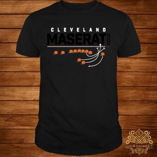 Cleveland Maserati Shirt