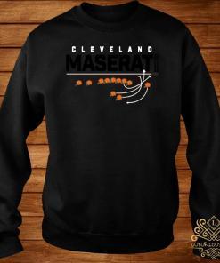 Cleveland Maserati Shirt sweater