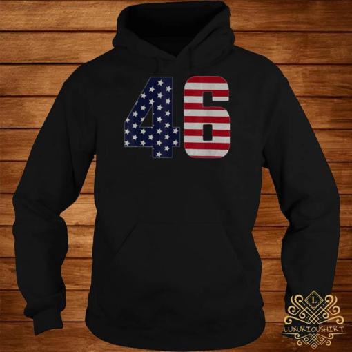 Joe Biden 46 Biden Kamala Harris 2020 Support Shirt hoodie