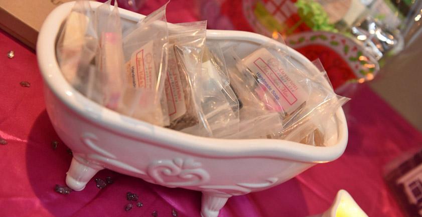 Handmade Soap Samples