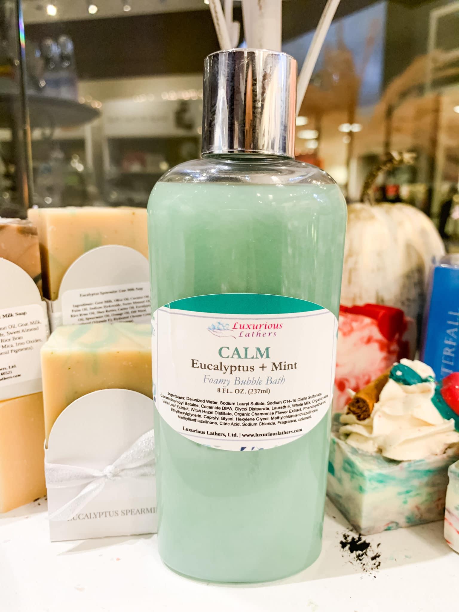 Calm Foamy Bubble Bath