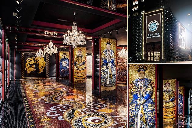 Mosaic Magic  Sicis Opens A Showroom In Beijing