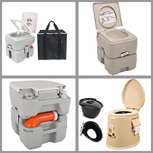 Best Portable Toilet Reviews