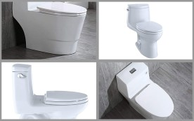 Best One-piece Toilet -Reviews