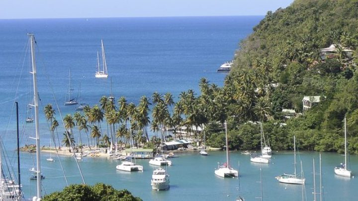 Saint Lucia - Luxury Caribbean Vacation - Best Caribbean Destinations-1