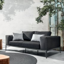 Gloster Grid Modular Sofa - Unit Luxury Outdoor Living