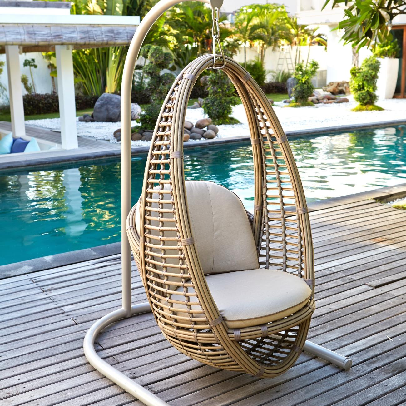 hanging chair luxury baby swinging model no ts bs 16 skyline heri  outdoor living